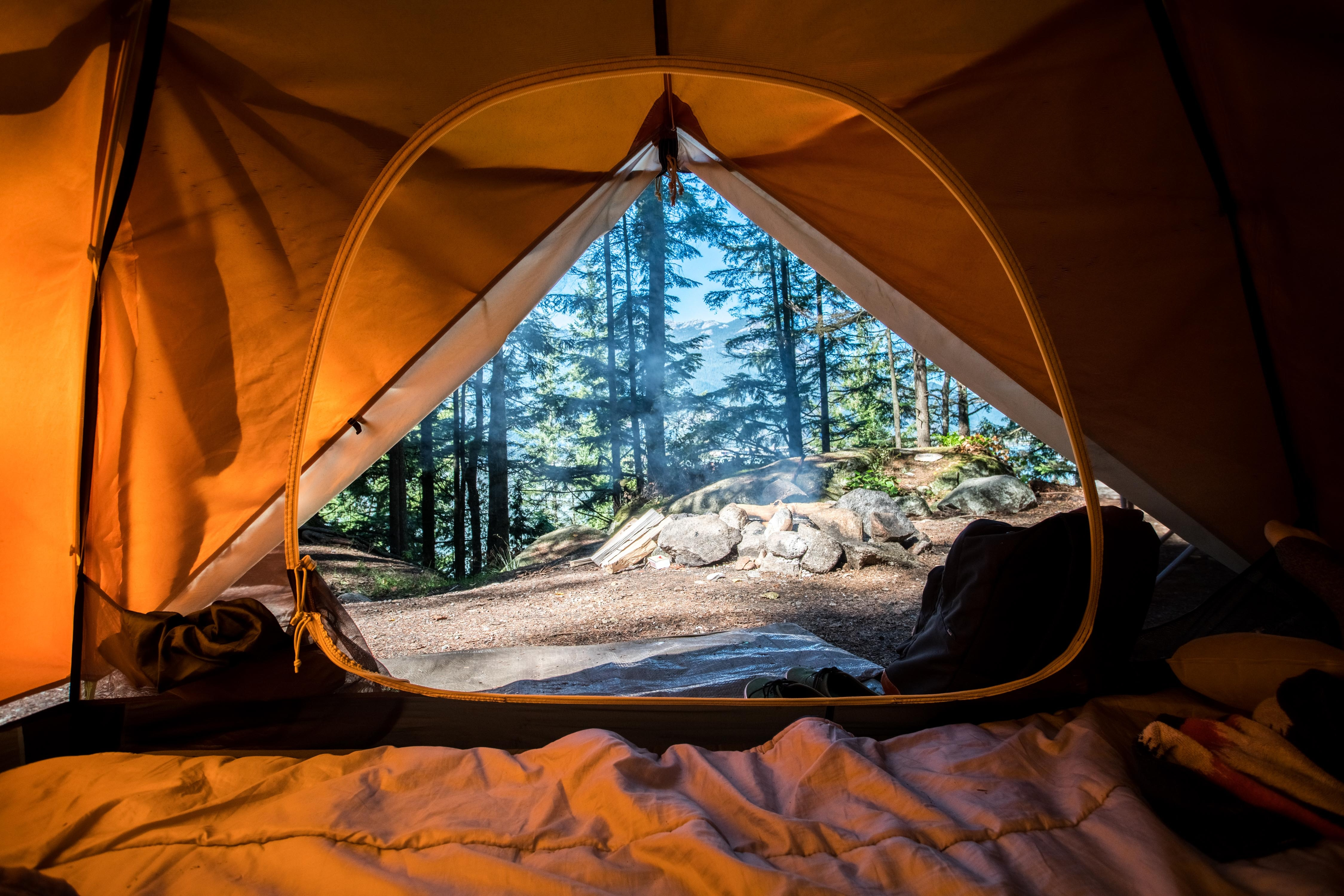 Camping With Kids – Tips and Tricks