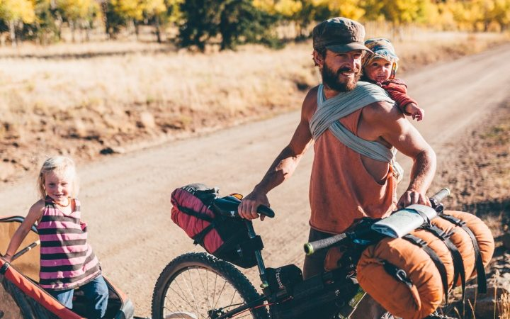 Tips and Tricks for Bikepacking With Your Kid