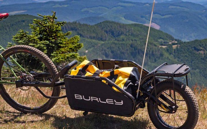 Best Single Wheel Bike Trailer