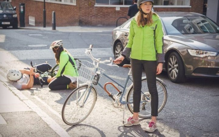 Basic First Aid for Cyclists
