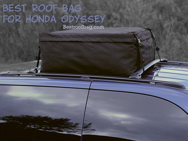 Best Roof Bag For Honda Odyssey