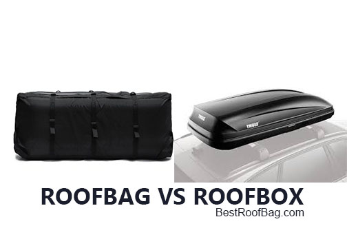 Difference Between a Rooftop Bag and a Rooftop Box