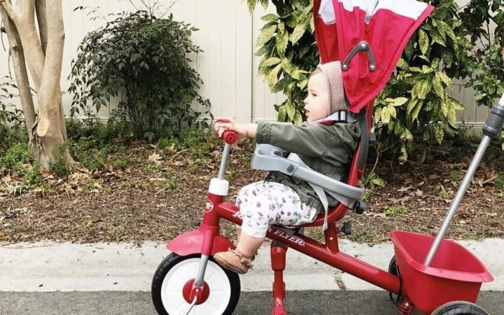 Which evolutionary tricycle to choose for your baby?