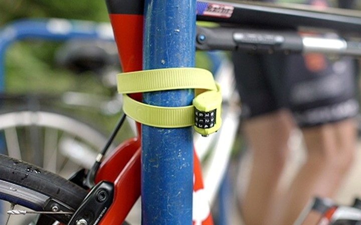 How To Transport Your Bicycle Lock