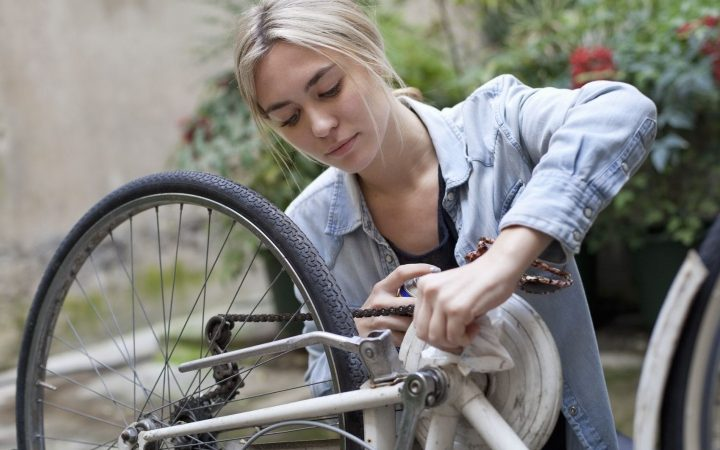 How To Clean Your Hands After Fixing Your Bicycle