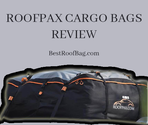Roofpax Car Roof Bags Review