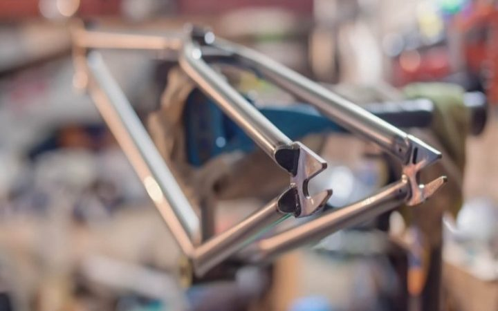 How To Paint Your Bike at Home
