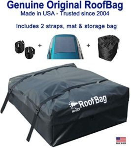 RoofBag Rooftop Cargo Carrie