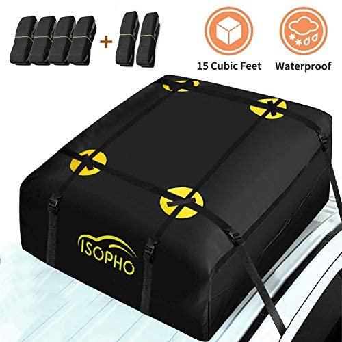 HEYTRIP Anti-Slip Waterproof Roof Cargo Carrier with Waterproof Zipper