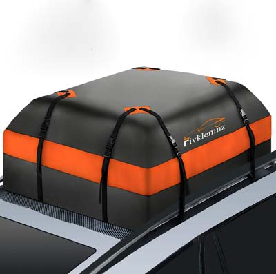 Soft Car Top Carrier Without Roof Rack