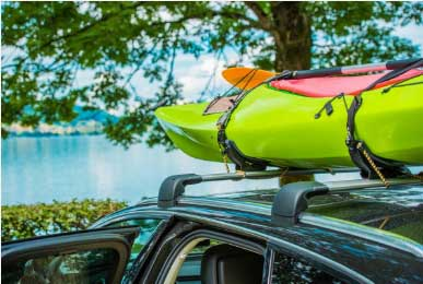 How Fast Can You Drive With A Kayak On The Car Roof?