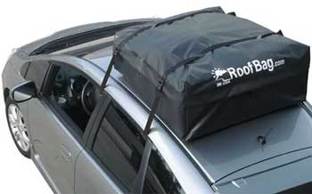 How Do You Secure a Roof Bag
