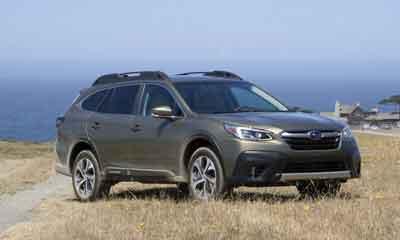 Subaru Outback Payload Capacity