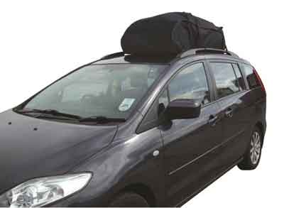 How To Keep A Car Roof Bag From Vibrating