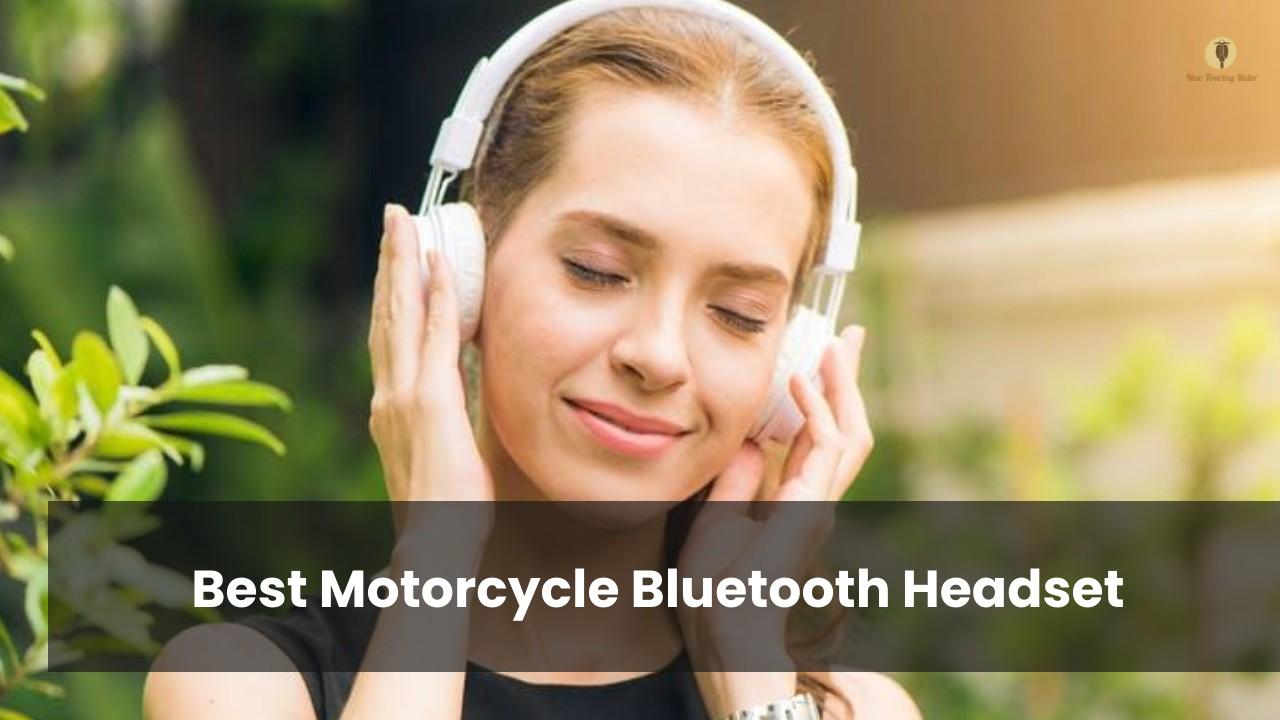 Best Motorcycle Bluetooth Headset