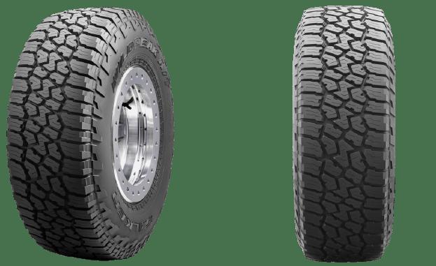 Falken Wildpeak AT3W tires
