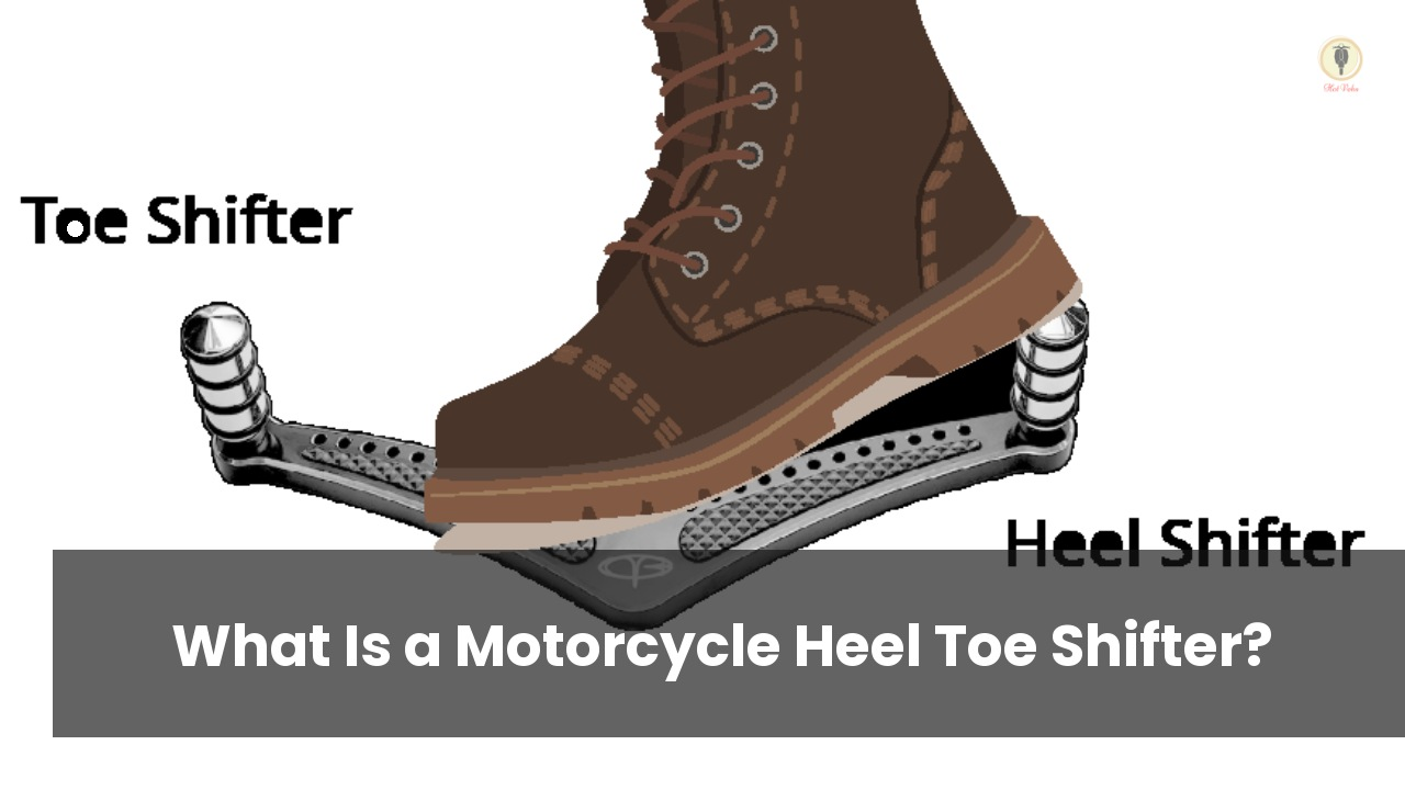 What Is a Motorcycle Heel Toe Shifter