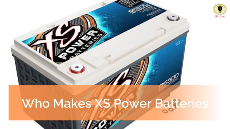Who Makes XS Power Batteries